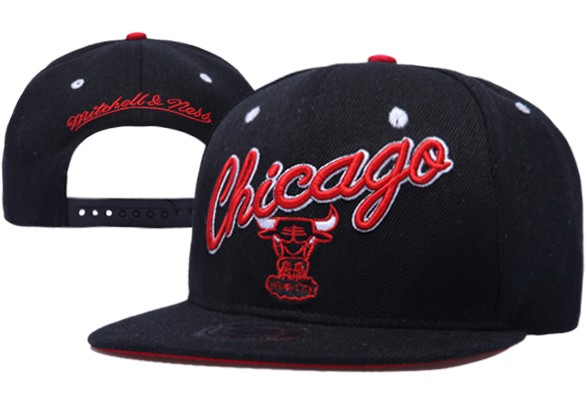 Chicago Bulls NBA Snapback Hat XDF050